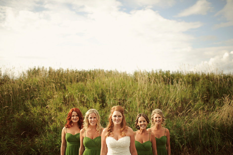 Bridemaids Portraits