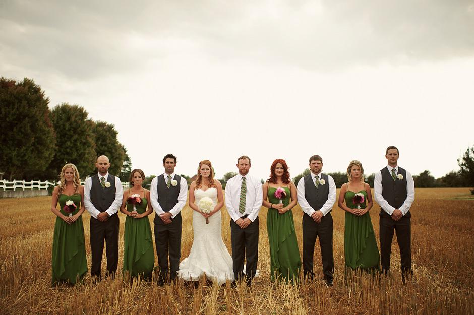 Wedding Group Portraits