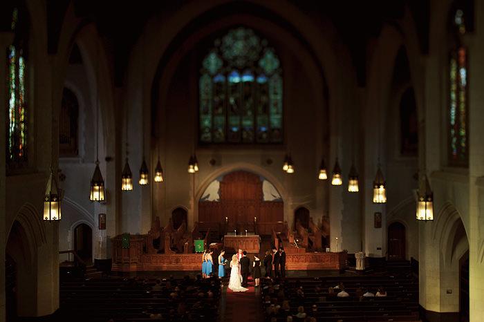 Traditional Church Weddings