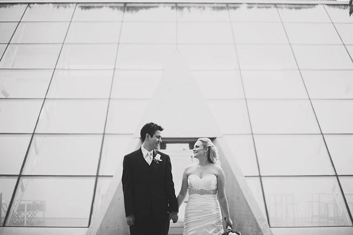 Granville Island Wedding Portraits