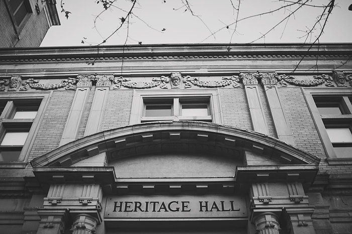 Heritage Hall Vancouver