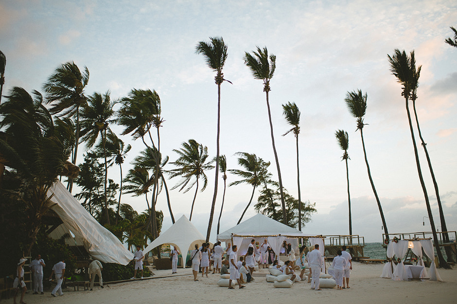 Sunrise Beach Ceremony