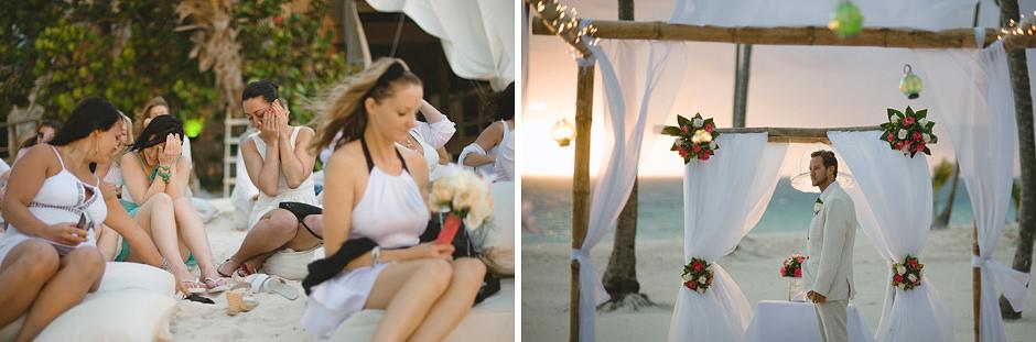 Sunrise Beach Ceremony