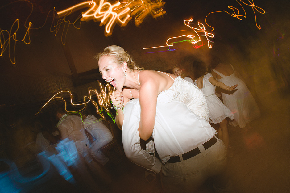 Punta Cana Wedding Dance