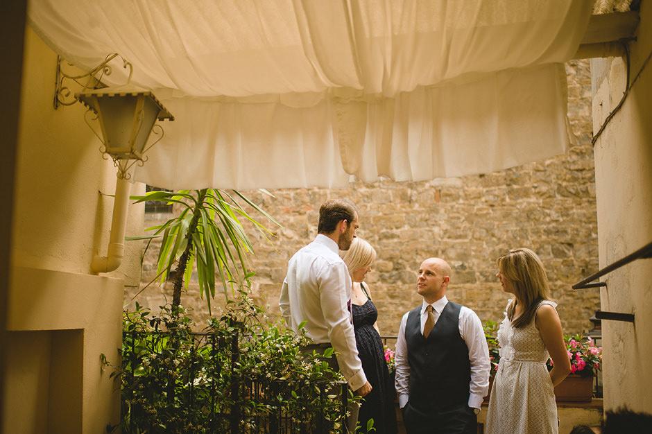 Florence Italy Wedding