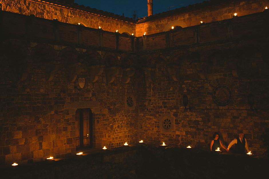 Italy Wedding Castle