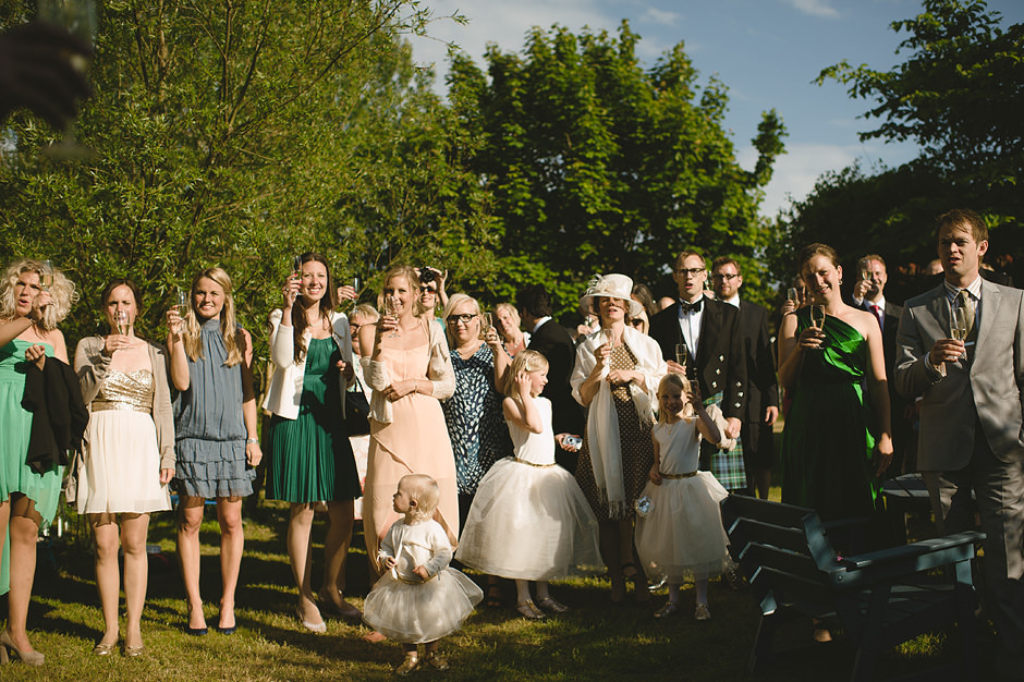 Swedish Wedding Traditions