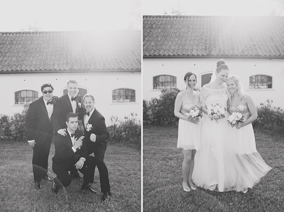 Swedish Wedding Portraits