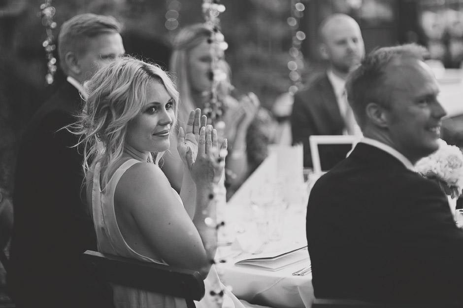 Sweden Wedding Reception