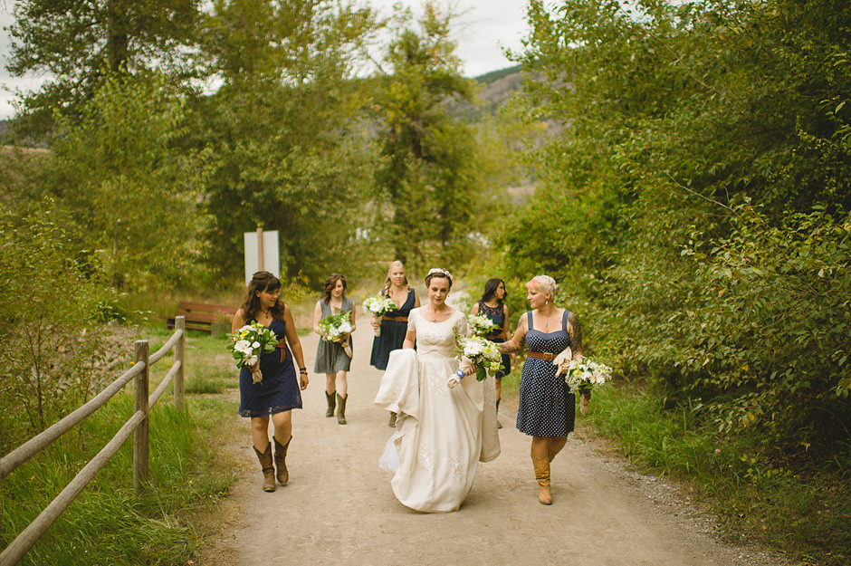 Cache Creek Wedding