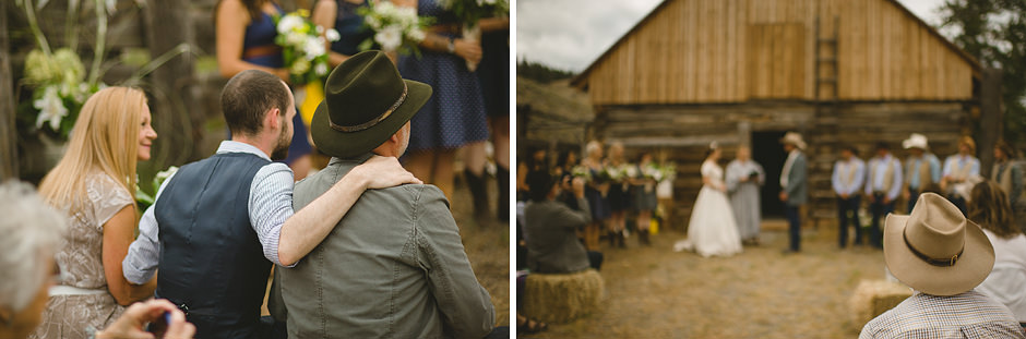 Ranch Wedding Photos