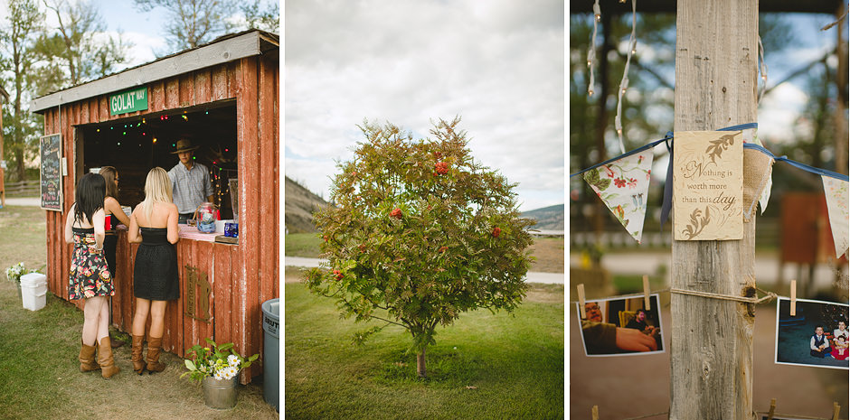 Country Western Wedding