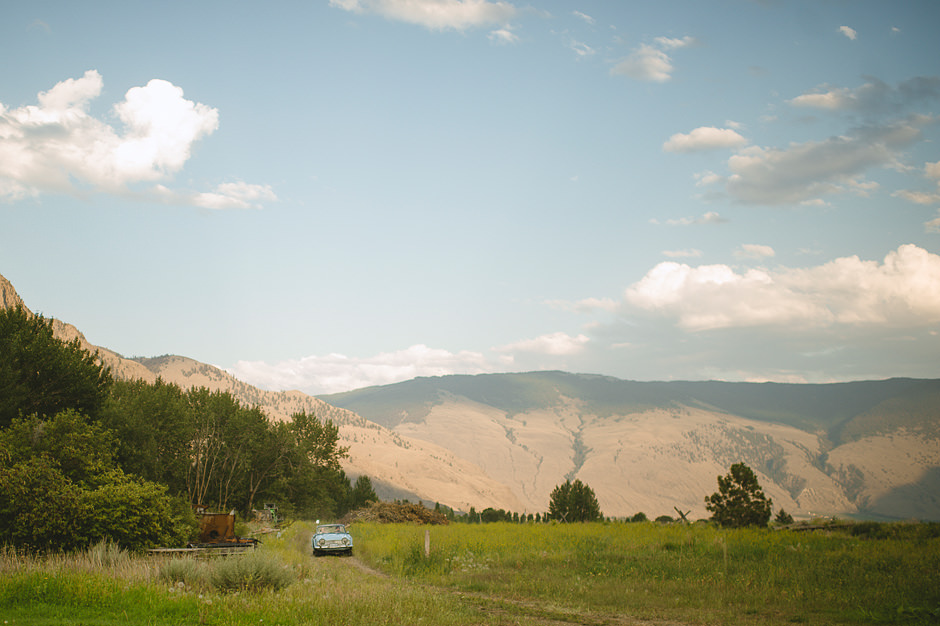 Okanagan Garden Wedding