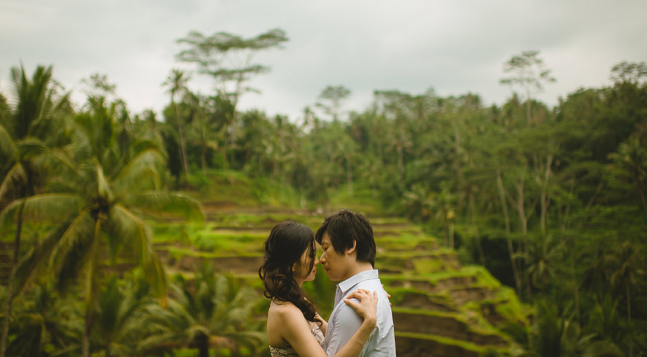 Bali Rice Field Wedding