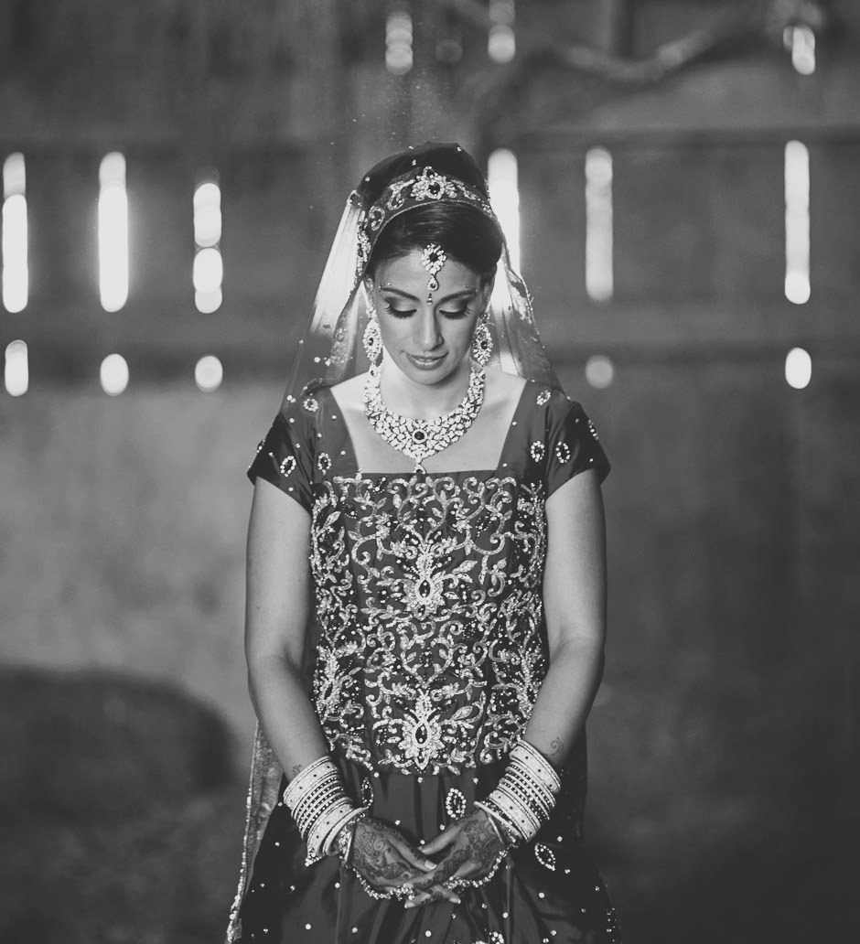 Sikh Bride Portrait
