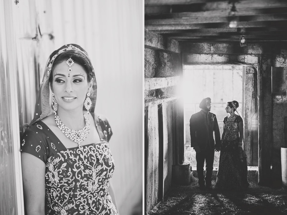 Sikh Wedding Portrait