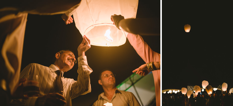 Wedding Wish Lanterns Canada