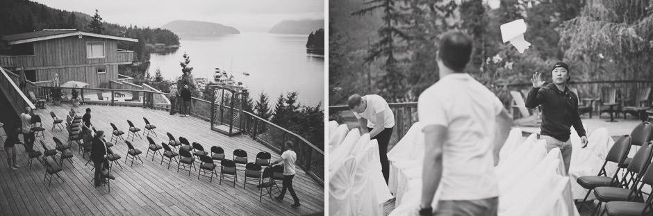West Coast Wilderness Lodge Weddings