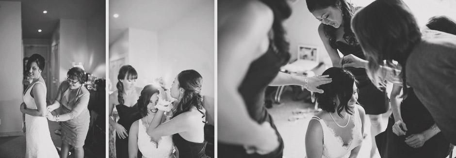 Wedding Bride Prep Photos