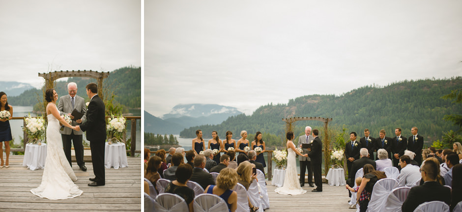 Sunshine Coast Wedding Ceremony