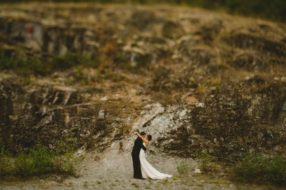 West Coast Wilderness Lodge Wedding Photos
