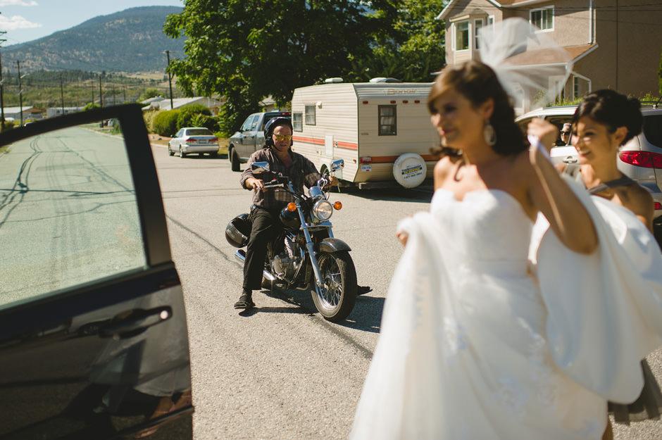 Okanagan Bride