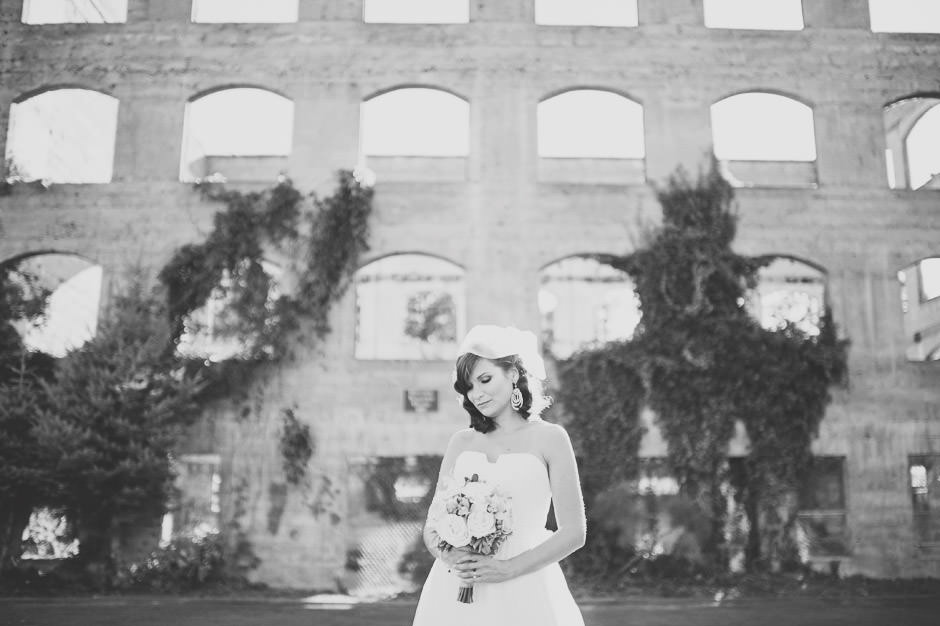 Okanagan Bride Portrait