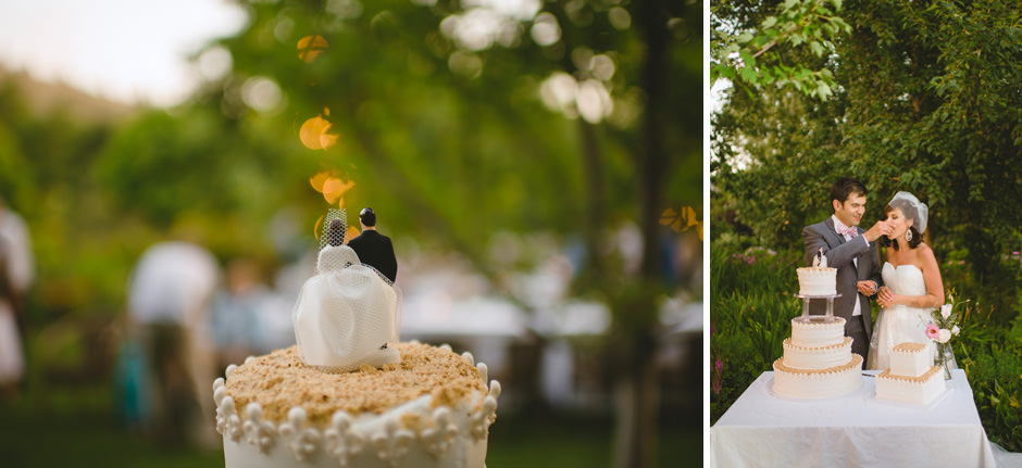 Okanagan Wedding Cakes