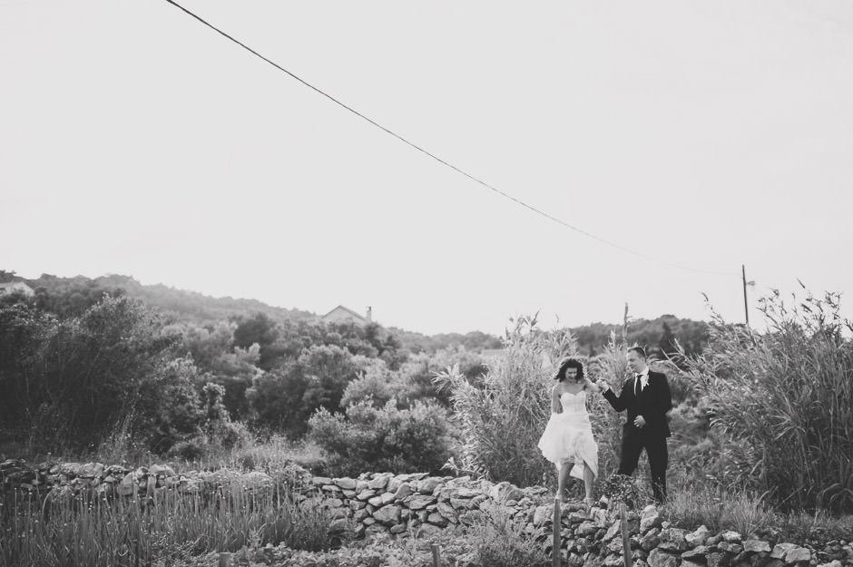 Adriatic Sea Wedding