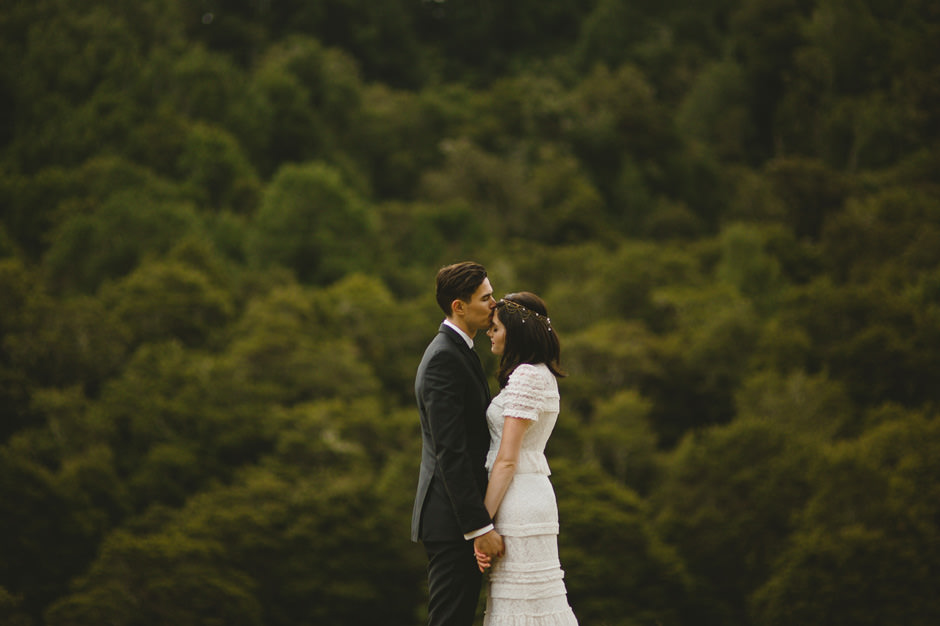 Taupo Wedding