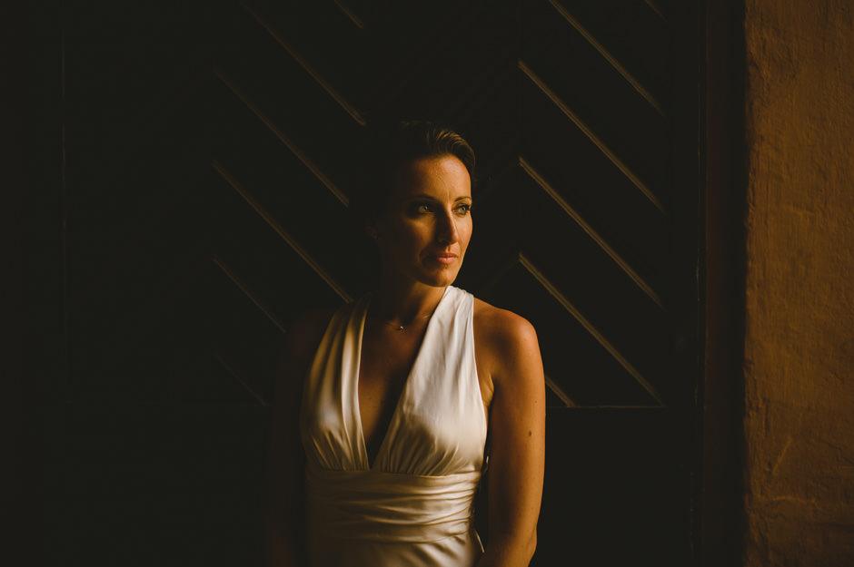 Danish Bride Portrait