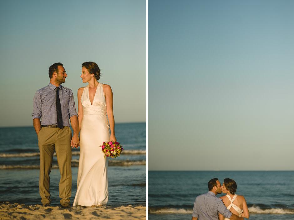Sweden Beach Wedding