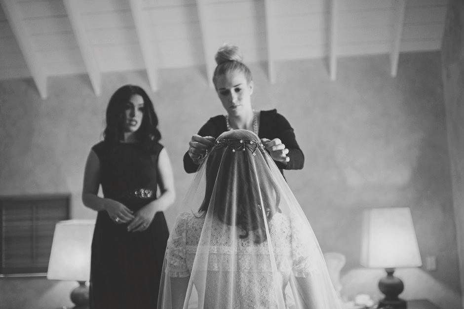 New Zealand Bride Style