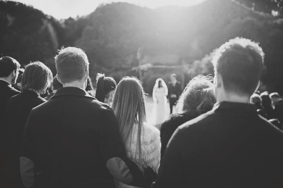 Outdoor New Zealand Wedding