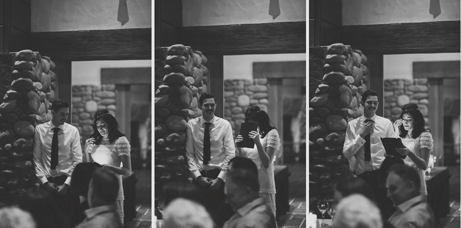 New Zealand Wedding Reception