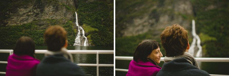 Norwegian Wedding Fjord