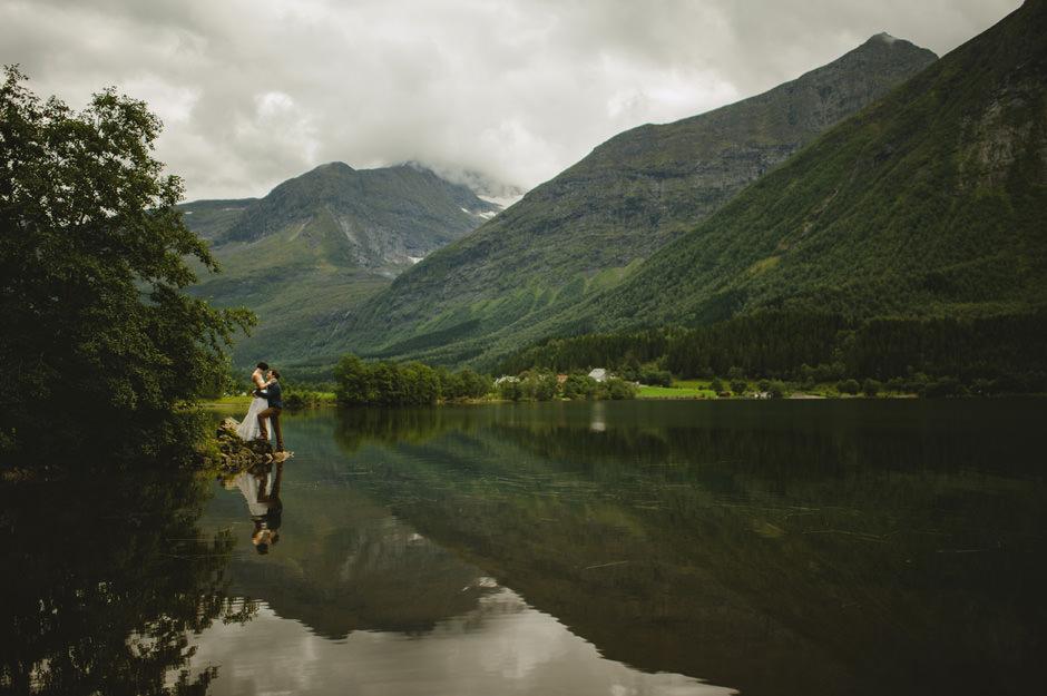 Fjord Wedding Norway