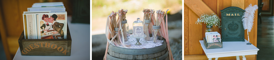 DIY Farm Wedding