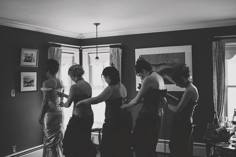 Klondike Wedding