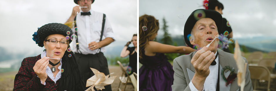 Yukon Wedding