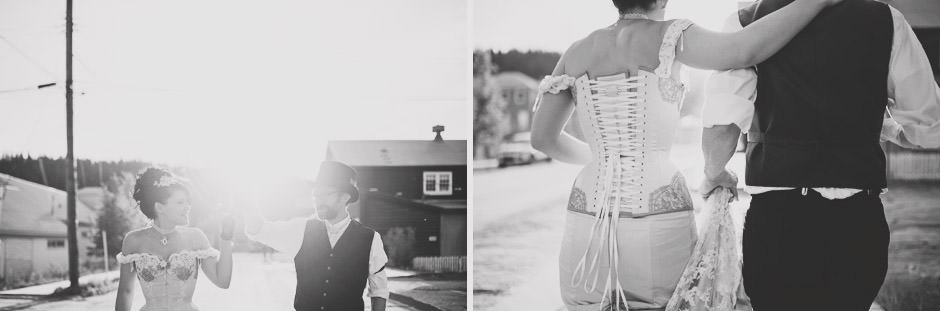 Yukon Wedding Photographer