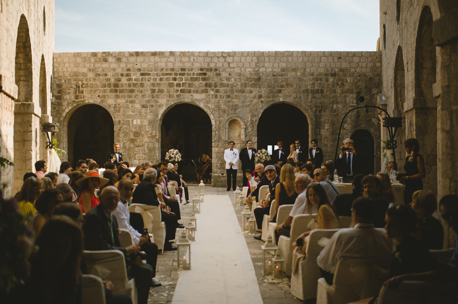 Dubrovnik Destination Ceremony
