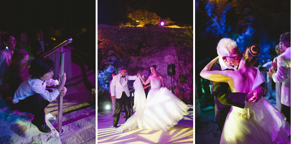 Dubrovnik Wedding Reception