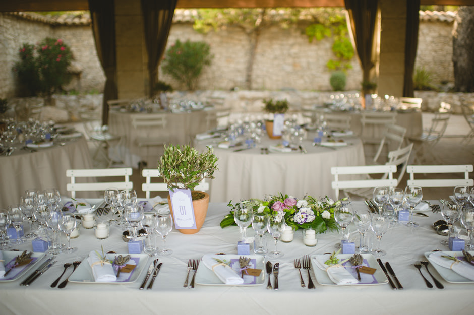 Marseille Wedding Details