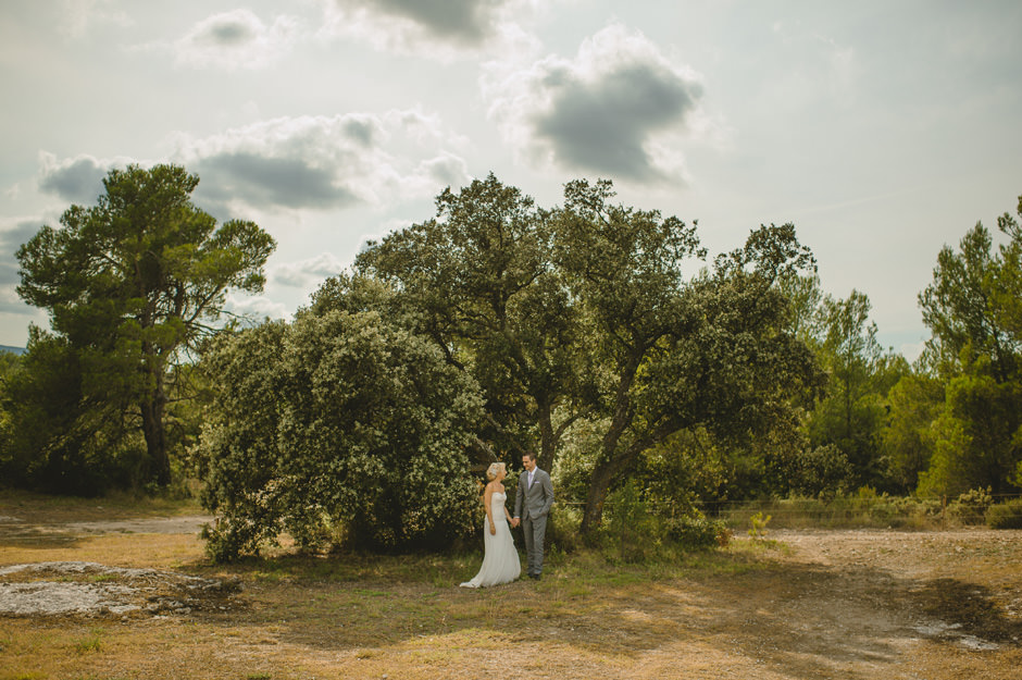 Provence Wedding Portraits