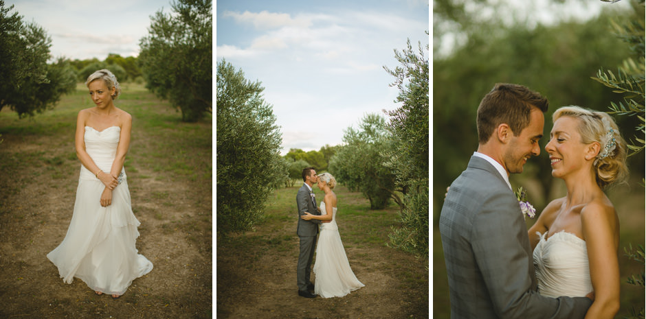 Marseille Wedding Portraits