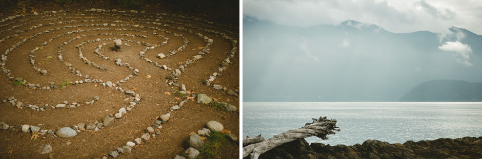 Gambier Island Wedding