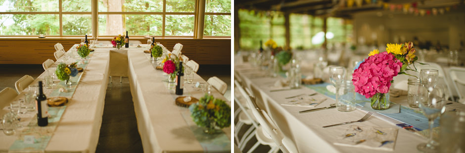 Campground Wedding Ideas