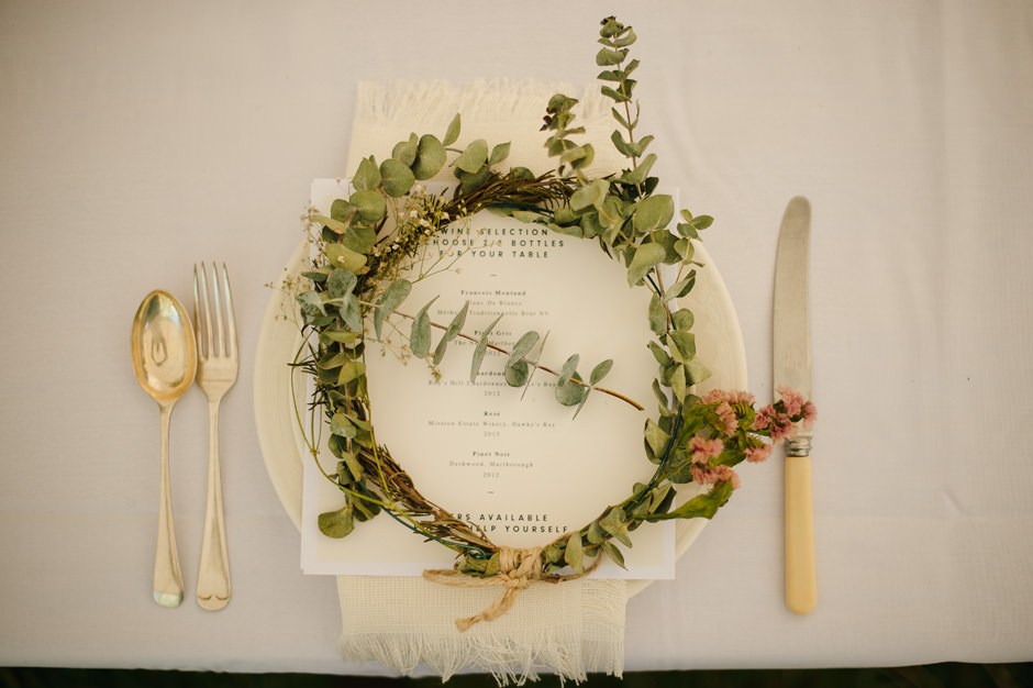 Auckland Campground Wedding Ideas