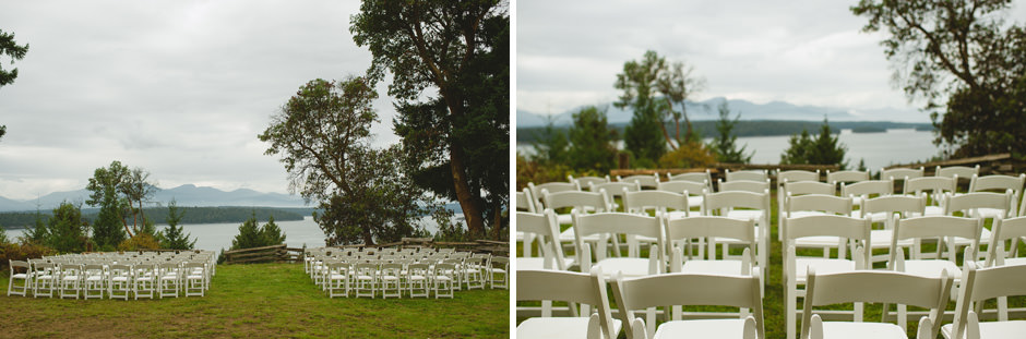 Galiano Island Weddings